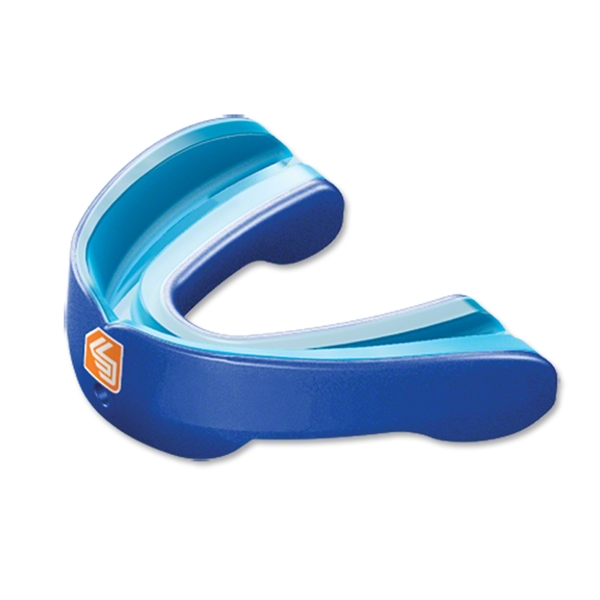 Shock Doctor Gel Nano Convertible Mouthguard (Royal)