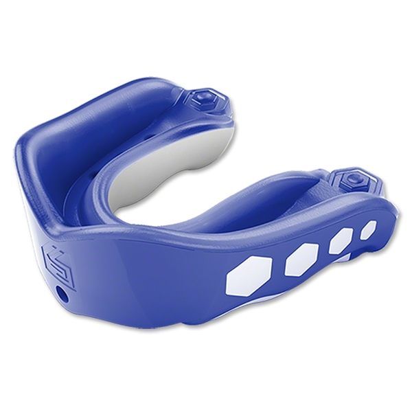 Shock Doctor Gel Max Flavor Fusion Mouthguard (Blue)
