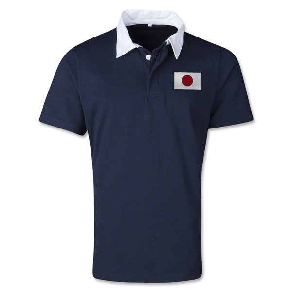 Japan Retro Flag Shirt (Navy)