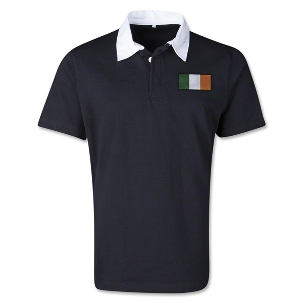 Ireland Retro Flag Shirt (Black)
