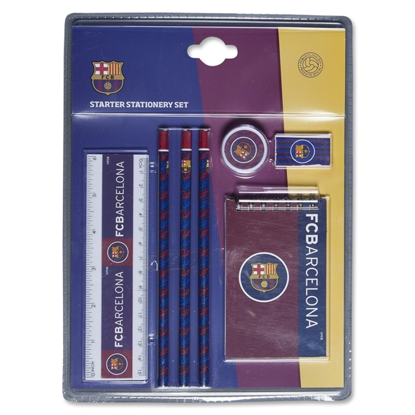 Barcelona Stationary Set
