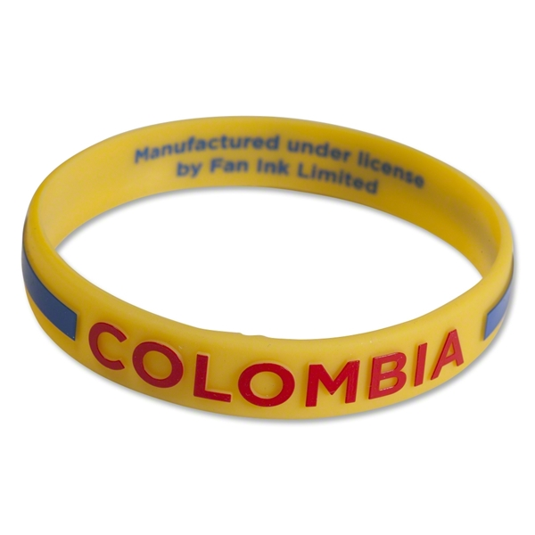 Colombia 2014 FIFA World Cup Brazil(TM) Wristband