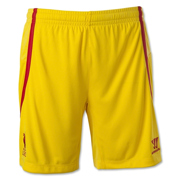 Liverpool 14/15 Away Soccer Short