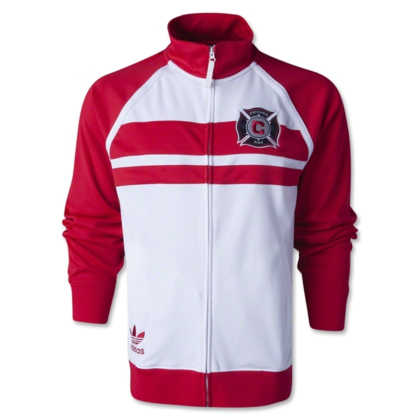 Chicago Fire Originals Track Jacket