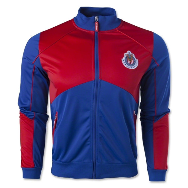 Chivas Full-zip Tricot Jacket