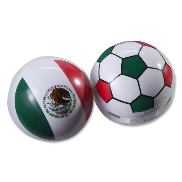 Sneaker Ball Flag Mexico Air Freshener