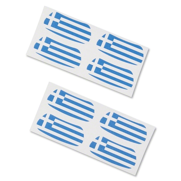 Greece Flag Eyeblacks