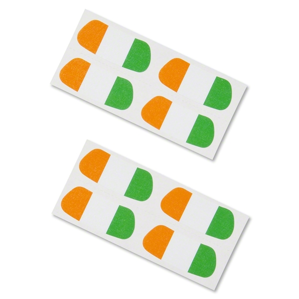 Ivory Coast Flag Eyeblacks