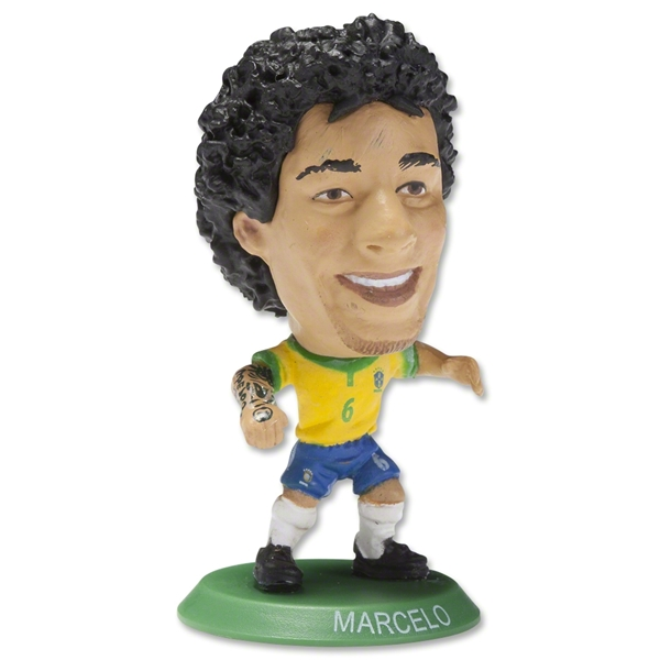 Brazil Marcelo Mini Figurine
