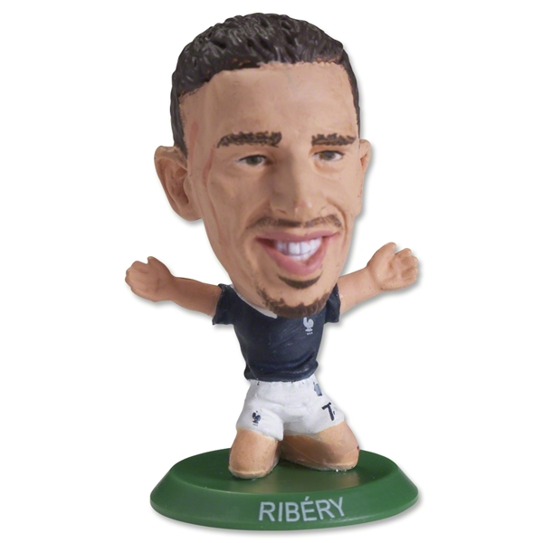 France Ribery Mini Figurine