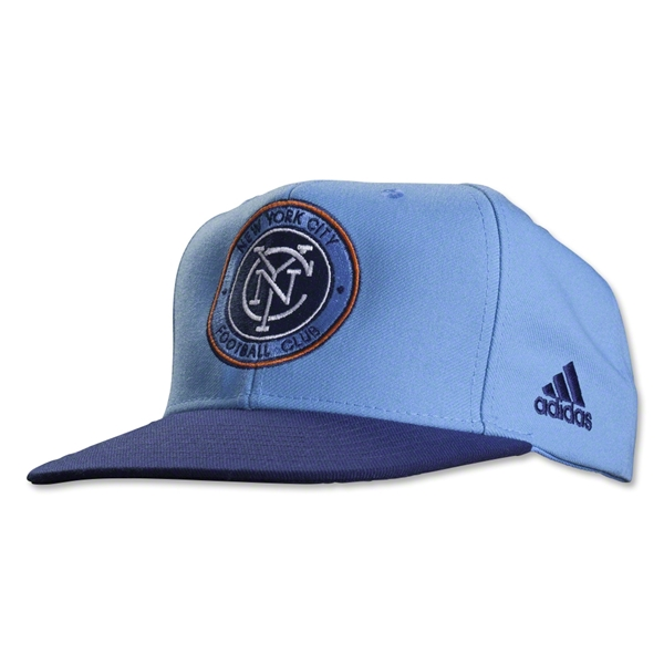 New York City FC Flatbrim Cap