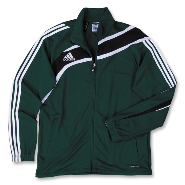 adidas Tiro Training Jacket (Dark Green)