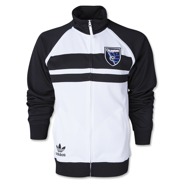 San Jose Earthquakes Originals Track Jacket