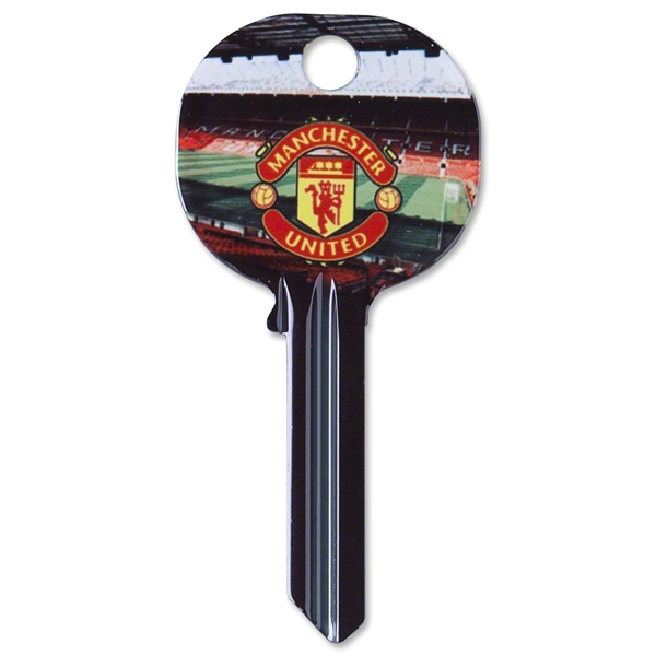 Manchester United Stadium Blank Key