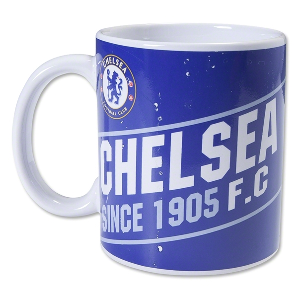Chelsea Established Mug