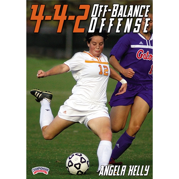 4-4-2 Off-Balance Offensive DVD