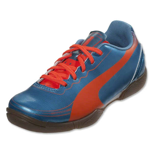 PUMA evoSPEED 5.2 IT Junior (Sharks Blue)