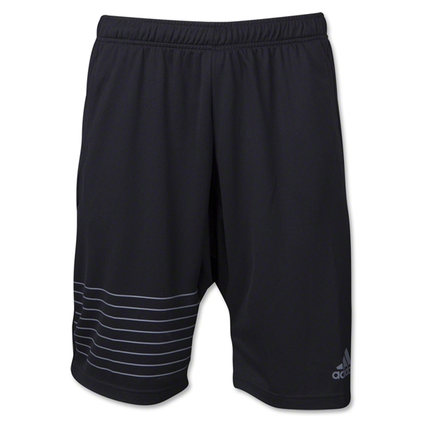 adidas FreeFootball Short (Blk/Wht)