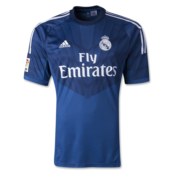 fde51019835 Real Madrid 14/15 Home Goalkeeper Jersey :$39.94 USD - jersey real ...