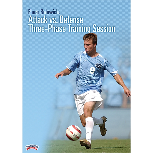 Attack-vs.-Defense Three Phase Training DVD