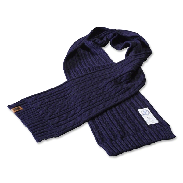 Chelsea Cable Scarf