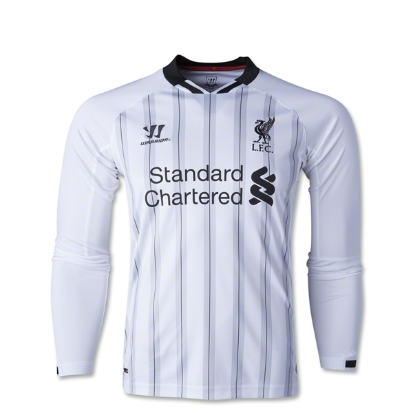 Liverpool 13/14 LS Youth Goalkeeper Jersey