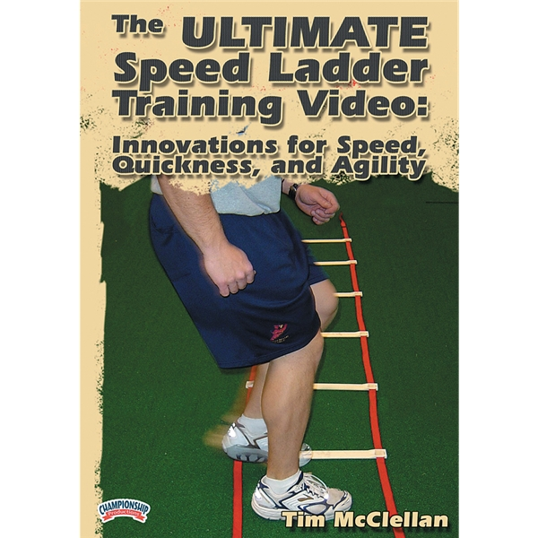 The Ultimate Speed Ladder Training DVD
