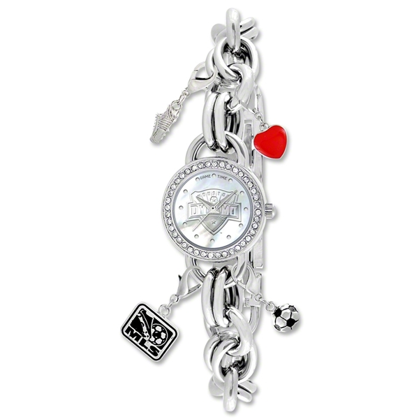 Houston Dynamo Women's Charm Watch