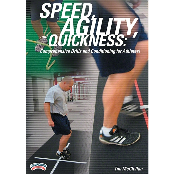 Speed, Agility and Quickness DVD