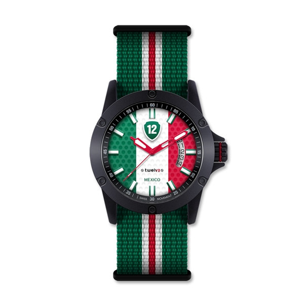 Mexico 39 mm Watch