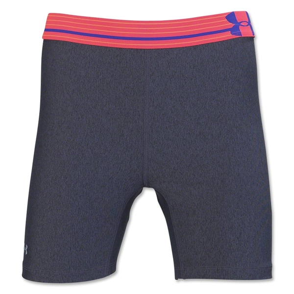 Under Armour HeatGear Alpha 5 Mid Short (Dk Grey)