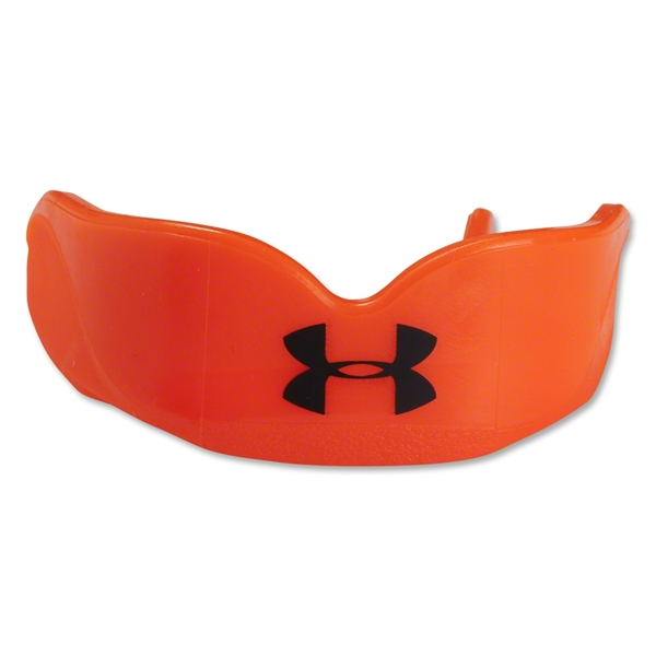 Under Amour Armourfit Mouthguard-Strapless-Youth (Neon Orange)