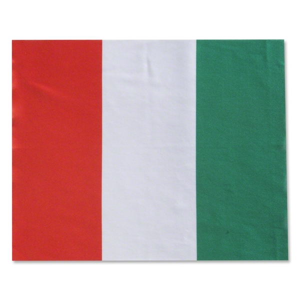 Italy Flag Rally Sport Towel