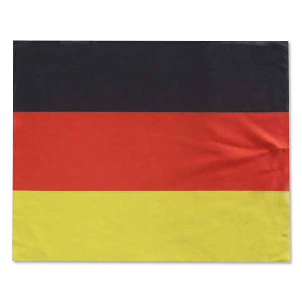 Germany Flag Rally Sport Towel