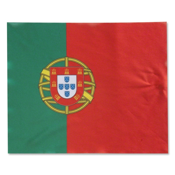 Portugal Flag Rally Sport Towel