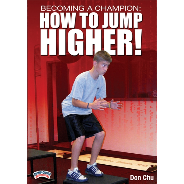 Becoming a Champion How to Jump Higher DVD