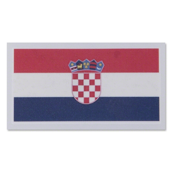 Croatia Temporary Tattoo