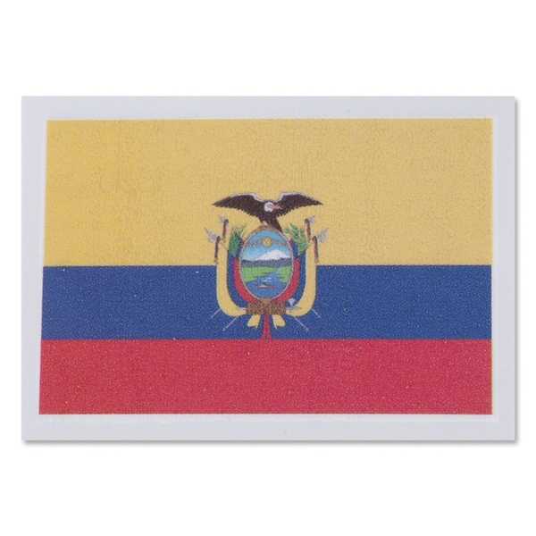 Ecuador Temporary Tattoo