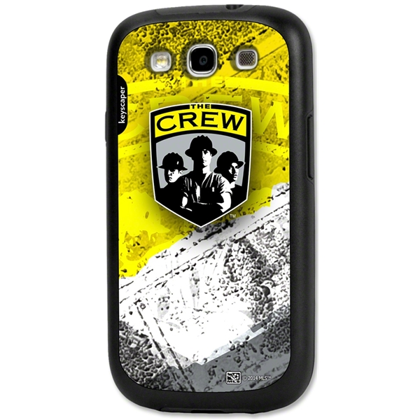 Columbus Crew Galaxy S3 Rugged Case (Center Logo)