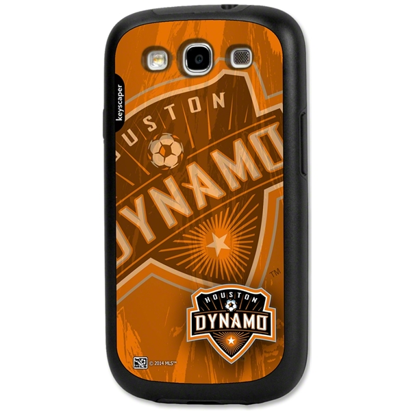 Houston Dynamo Galaxy S3 Rugged Case (Corner Logo)