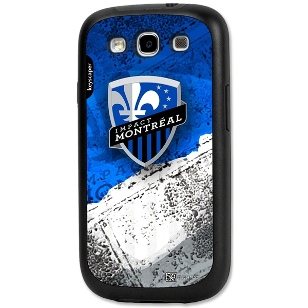 Montreal Impact Galaxy S3 Rugged Case (Center Logo)