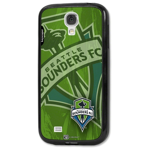 Seattle Sounders Galaxy S4 Bumper Case (Corner Logo)