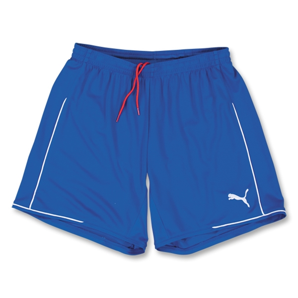 PUMA Manchester Soccer Shorts (Royal)