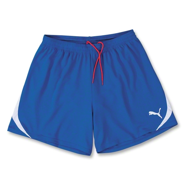 PUMA Munich Soccer Shorts (Royal)