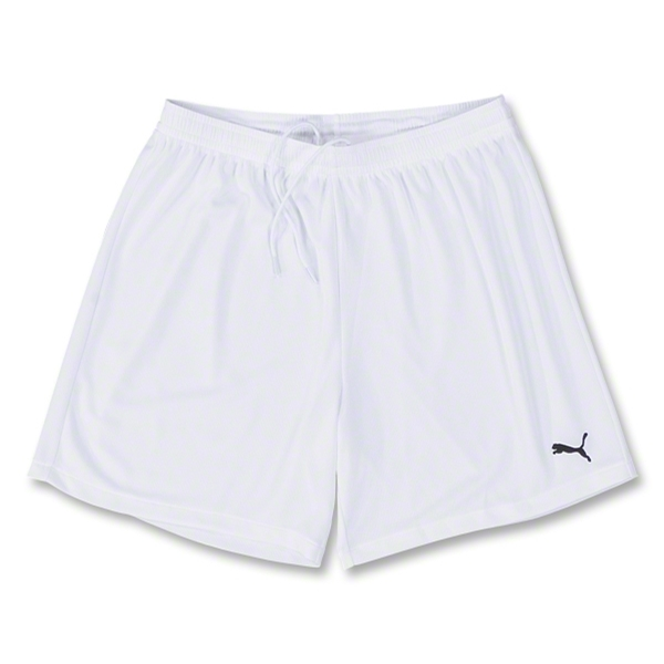PUMA Vencida Short w/o Brief (White)