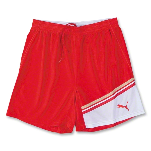 PUMA King Short (Red)