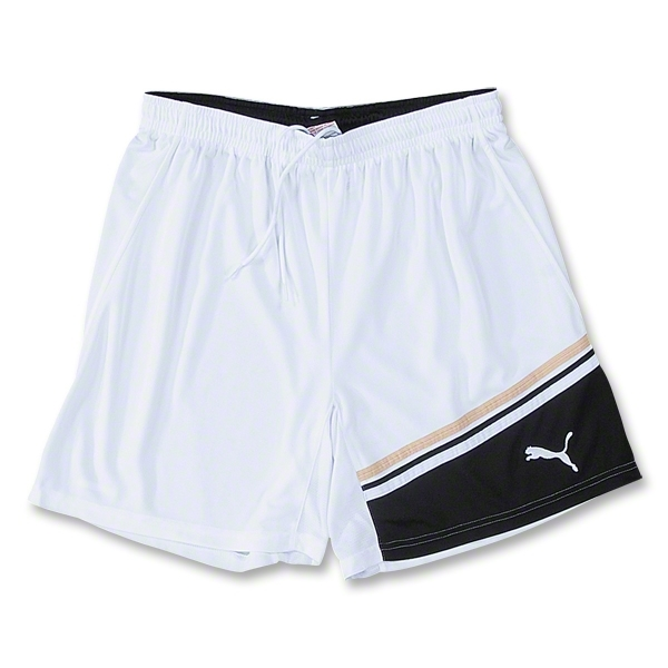 PUMA King Short (Wh/Bk)