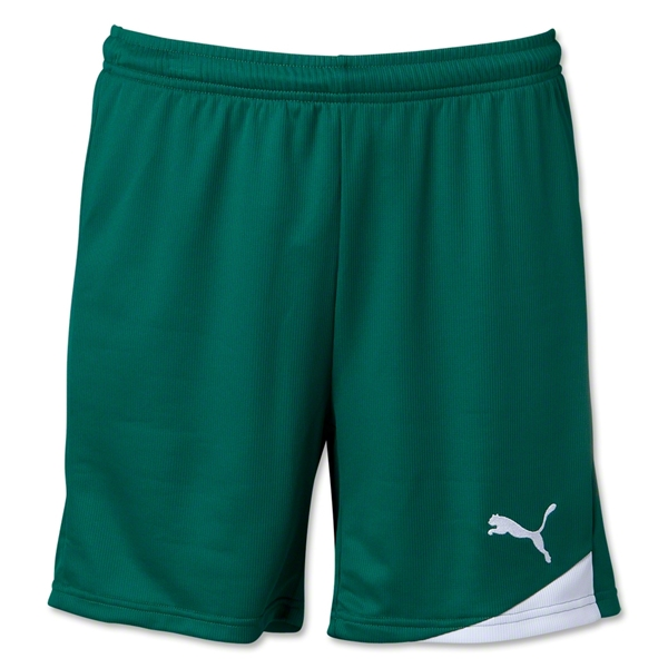 PUMA Esito 3 SOCCER Shorts (Dark Green)