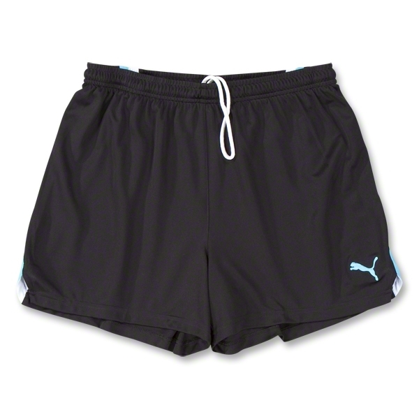 PUMA Attaccante Women's Short (Black/Sky)