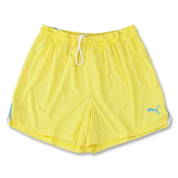 PUMA Attaccante Women's Short (Yellow)